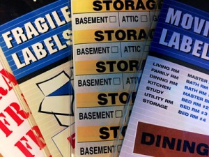 Box-Labels