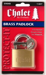 Brass-Lock